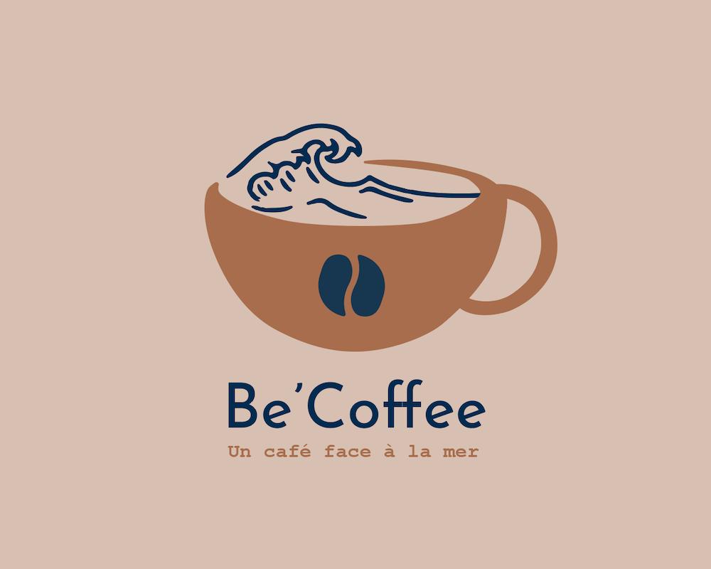 Logo Be'Coffee